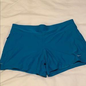 Nike tennis shorts. Size M.